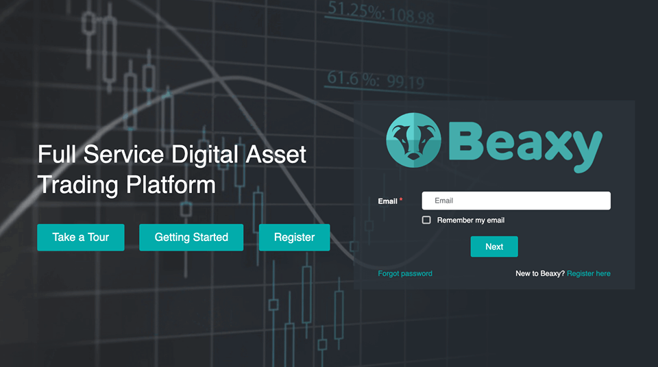 Beaxy Overview